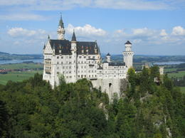 Photo of Munich Royal Castles of Neuschwanstein and Linderhof Day Tour from Munich Neuschwanstein on a perfect day