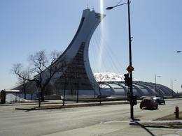 Photo of Montreal Montreal City Guided Sightseeing Tour Olympic Standium