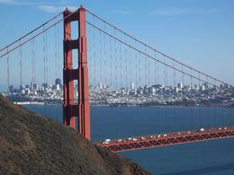 Photo of San Francisco Muir Woods, Giant Redwoods and Sausalito Half-Day Trip Overlooking the Golden Gate Bridge