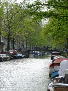Photo of   Spring in Amsterdam
