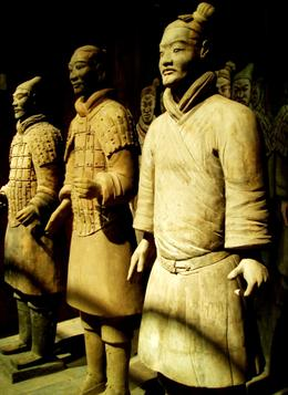 Photo of Xian Small-Group Tour to the Terracotta Warriors and Hot Springs Spa from Xi'an Terracotta Warriors