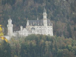 I took the Picture and it is a very nice view of the Castle. , WALTER S P P - November 2014