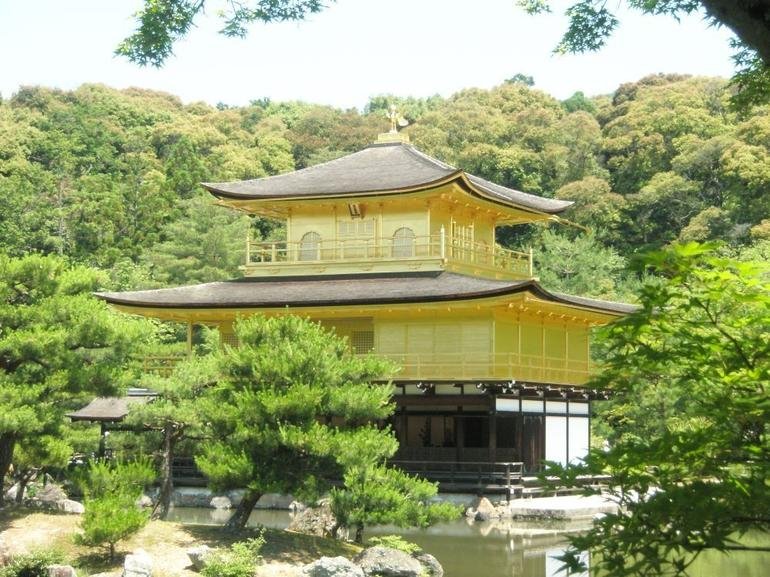 The Golden Pavilion - Osaka