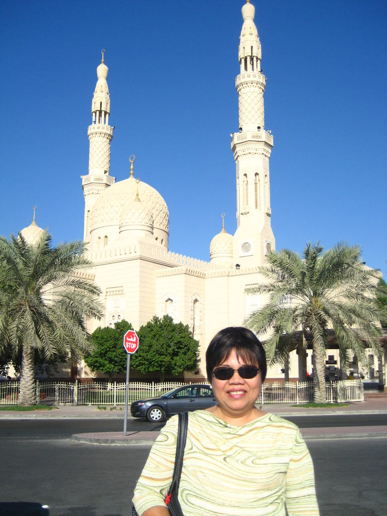 The Jumeirah Mosque - Dubai