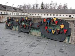 Photo of Munich Dachau Concentration Camp Memorial Small Group Tour from Munich The Patch Memorial
