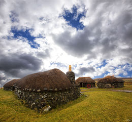 The Skye Museum , Agelos Zias - April 2015