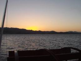 Photo of Las Vegas Lake Mead Dinner Cruise The sunset