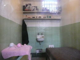 Photo of San Francisco Alcatraz and San Francisco City Tour Typical cell