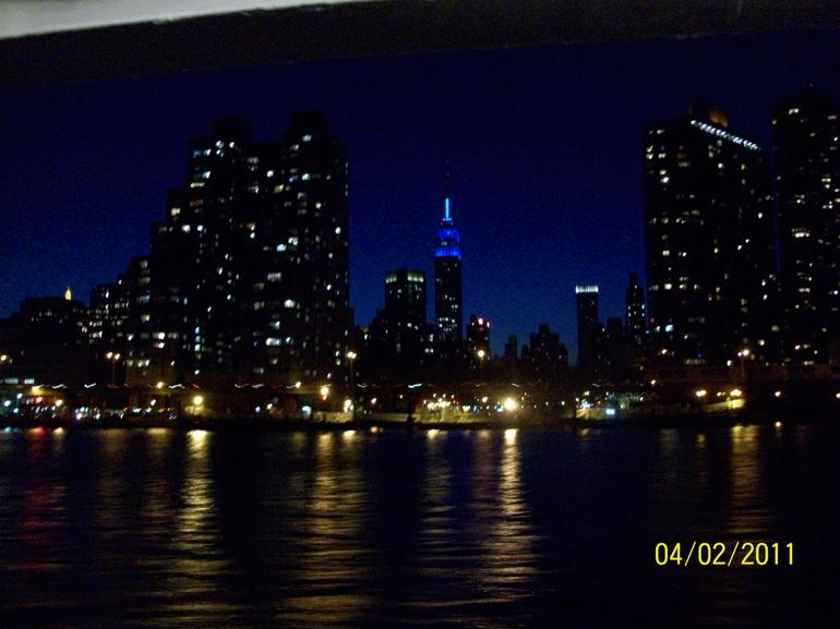 Veiw from the East River. - New York City