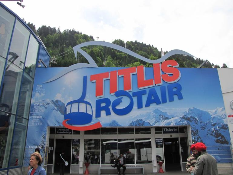 Welcome to Titlis Rotair - Lucerne