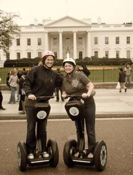 Photo of Washington DC Washington DC Segway Tour White House