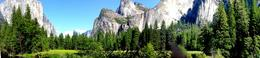 Yosemite National Park. Taken with iPhone Panaramic app. , Giovanni C - September 2011