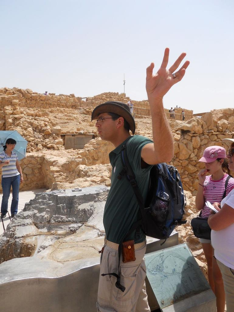 2-Day Best of Israel Tour: Jerusalem, Bethlehem, Masada & the Dead Sea - Tel Aviv