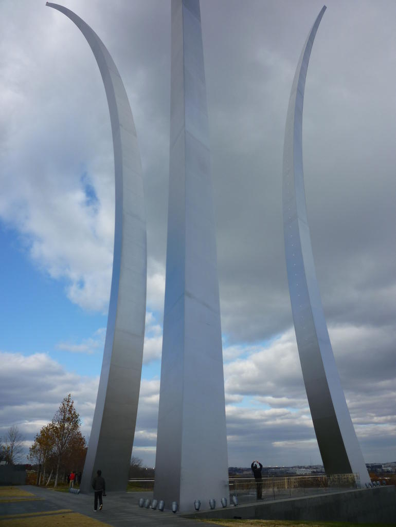 Air Force Memorial - Washington DC