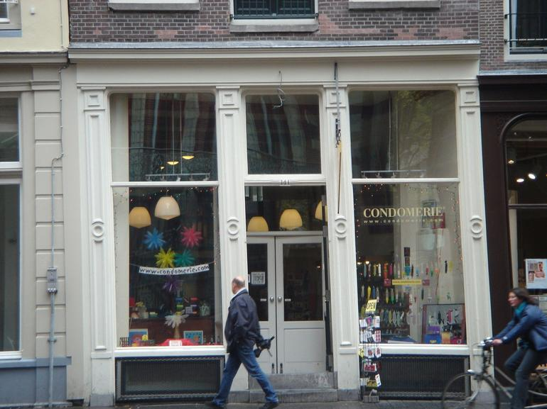Amsterdam's Red Light District - Amsterdam