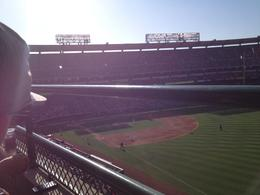 Angels vs Yankees. Saturday of Father's Day weekend. , Janice C - June 2013