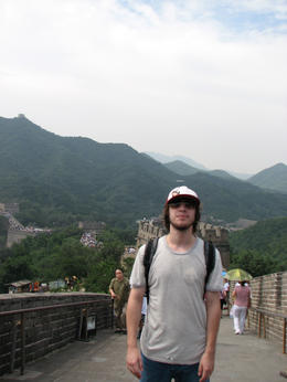 Walking the Great Wall!, Bandit - May 2012