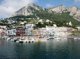 Bay of Capri - May 2011