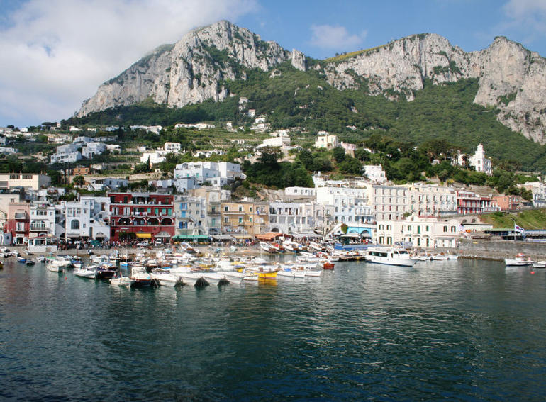 Bay of Capri - Rome