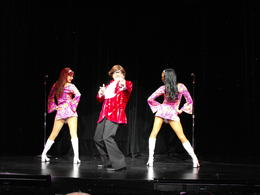 Austin Powers and the Go Go Dancers, Traveler from Texas - July 2011