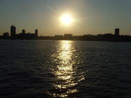 Photo of New York City New York Dinner Cruise Beginning of the Sunset