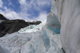 Photo of Franz Josef & Fox Glacier Heli Hiking Franz Josef Blue sky