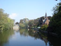 view from the bridge, Patricia J Dunn - October 2009