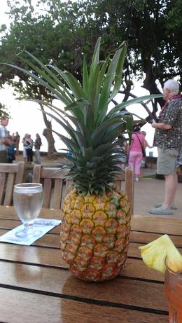 Photo of Maui Old Lahaina Luau Maui Center Piece
