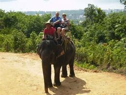 Photo of Phuket Phuket Half-Day Safari Tour Elephant Trek
