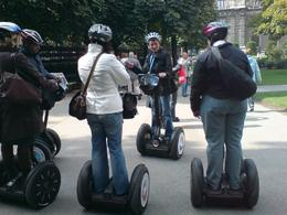 Photo of Vienna Vienna City Segway Day Tour Explaining the way