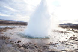 Photo of Reykjavik Gulfoss and Geysir Express Half-Day Trip from Reykjavik Gulfoss and Geysir half day tour