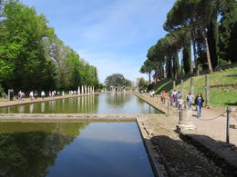 So much more to know about Villa Adriana for example: http://www.theguardian.com/world/2013/aug/20/hadrians-villa-tunnels-cavers-tivoli , Shalley L - April 2014
