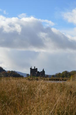 Photo of Edinburgh West Highland Lochs and Castles Small Group Day Trip from Edinburgh Kilchurn Castle Novemer 2013