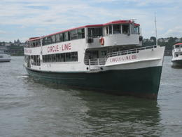 Photo of New York City Circle Line: Complete Manhattan Island Cruise Klar til afgang