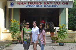 with Laura and Meryll , Cynthia N - May 2013