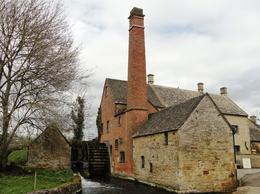 This mill is just down the quiet corner from the 2 Lower Slaughter and has a charming gift shop. , Megan S - April 2013