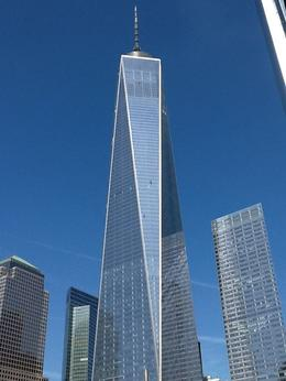 No 1 World Trade Centre building , Vicky - October 2014