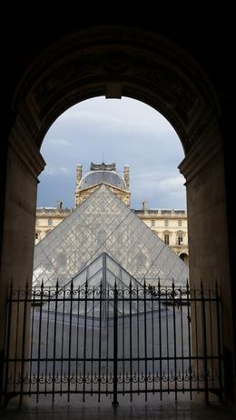 Photo of Paris Skip the Line: Louvre Museum Walking Tour including Venus de Milo and Mona Lisa Outside view of the Louvre