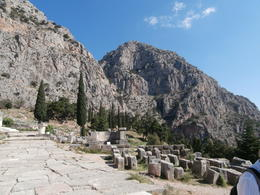 Mountains overlooking Delphi , Roger G - October 2012