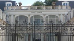 The House of Moet and Chandon. , Leah68 - August 2011