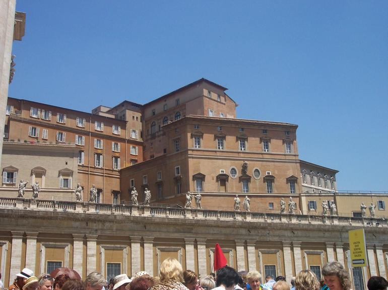 Pope Residence - Rome