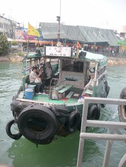 Photo of Hong Kong Cheung Chau (Long Island) Tour with Dim Sum lunch Sampan Ride