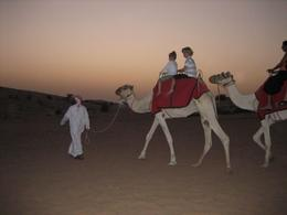 Photo of Dubai 4x4 Dubai Desert Safari Sunset Camel Ride
