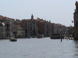 The Grand Canal in Venice, Kevin S - August 2009
