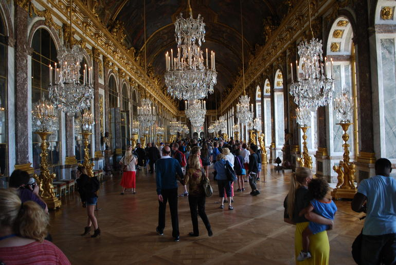 The Hall of Mirrors - Paris