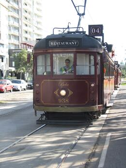 Photo of   Tram - Dining Car