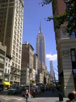 Photo of   View Empire State Bldg