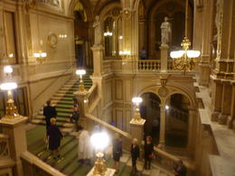 Vienna Opera House, Irene - November 2013
