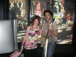 Photo of Las Vegas Madame Tussauds Las Vegas Alesia and Lenny