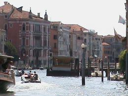 Venice's Grand Canal, Kevin S - August 2009